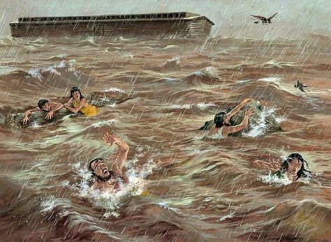 Noah's Ark Judgment